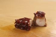 噛まずとも身がくずれていく『蛸のやわらか煮』