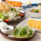 鮮度や旬、彩りなど、四季折々の優れた食材を厳選