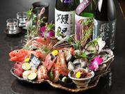 鮮魚と本格地酒 和創 さくらの庭