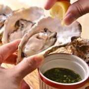ぷりっぷりの牡蠣に、にんにくの風味とバターの香りが食欲をそそる極旨おつまみ◎