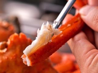 牡蠣・蟹の豪華食べ飲み放題コース