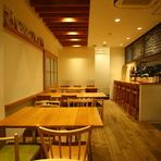 ビジネスシーンに、上質な空間と料理で心を込めたおもてなしを