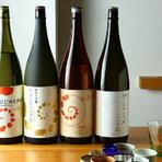 今宵の一献に。山口県の隠れた銘酒が種類豊富