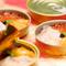 タンしゃぶ寿司と赤身炙り寿司