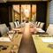 家族の集まりや、ビジネスの会合・接待に喜ばれる個室スペース