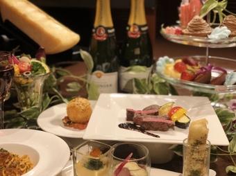歓送迎会・卒業祝いにも!! ヘルシーでボリュームたっぷりのお料理をお楽しみください☆