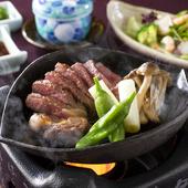 目で、音で楽しむ和食
