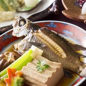 新鮮さと美味しさを実感していただける「鮮魚」