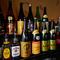 奈良が誇る日本酒『春鹿』のラインナップが充実。他のお酒も多彩