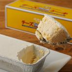 濃厚な美味しさと独特の食感で人気『話題の濃厚チーズケーキ』