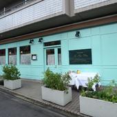 凛とした美しさと可愛らしさ溢れる、フランス料理店