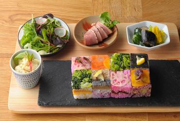 12月26日リニューアル『冬のイナズマ寿司ランチ』