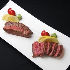 お肉のかいだん&馬レバ刺し付き 全9品グルマンが自信を持ってオススメするコースです。お料理のみ5000円
