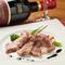 スペイン産イベリコ豚の網焼き バルサミコソース
