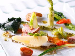 とびきりの地物鮮魚を一皿に『旬のカルパッチョの盛り合わせ』