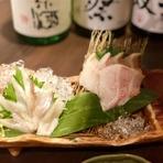 焼きイバラ蟹足(網走産)