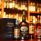 120種類以上のウイスキーがお待ちかね