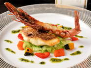 選び抜かれた食材が凝縮された『本日の鮮魚料理』