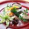 四季折々の味わいを楽しめる『季節の前菜盛り合わせ』