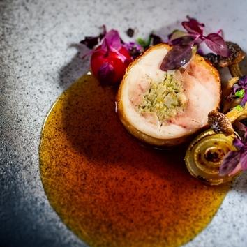 【Bonheur―ボヌール―】スペシャリテ、メイン料理など全8品程