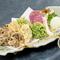 スナック感覚で気軽につまめる沖縄のソウルフード『島ゆい天ぷら』