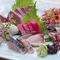 瀬戸内の新鮮魚貝類のお刺身もオススメ