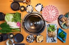 鹿児島県産ブランド豚「茶美豚」 料理6品90分4000円♪ ご予約限定プレミアコース☆
