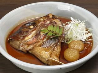 入荷した魚を使うため、日々種類が異なる『本日の荒炊き』