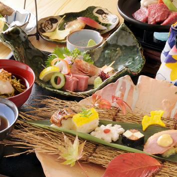 【個室確約】お料理のみコース 3500円/4000円/6000円