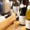 和食に合うワインを選りすぐり! グラスでも、いろいろ楽しめる