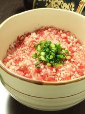 『豪快いくら丼』は北海道産のいくらを自家製タレで