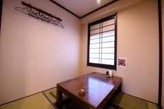 接待や大事な方と。個室でゆっくり博多のおいしいお食事をお楽しみください。