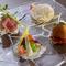 料理、雰囲気、サービスが、接待や大切な会食などにもおすすめ