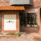 湯田飲み屋街の少し外れに佇む洋食店