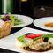 女性もペロリと食べ切れる『ハンバーグステーキ』