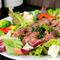 メイン料理にも引けを取らない『佐賀牛のタタキのサラダ』