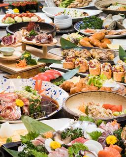 ★ 4,000円お料理&飲物込みこみ【女子会満足込みこみコース】