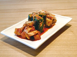 【豊味韓】秘伝のタレとこだわりの自家製キムチ