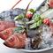 旬の魚介で、ここでしか出合えない季節の味覚を堪能
