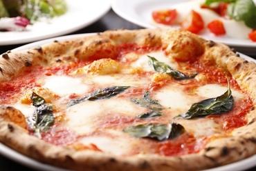 ごまかしがきかないピッツァ『マルゲリータ』