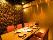 完全個室で寿司&肉寿司食べ飲み放題 響き 栄錦店