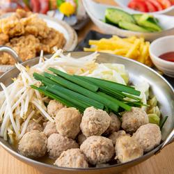 名古屋のご当地料理を贅沢に寄せ集めたコース♪当店が自信をもっておススメするコースになります。