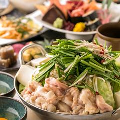 「餃子鍋」はお酒との相性◎是非ご堪能下さい!!