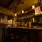 カフェのような可愛らしい空間で、イタリア料理を楽しんで