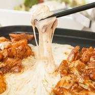 野菜も肉もたっぷり、かつお節&昆布だしの和風プデチゲ(1人前)