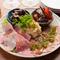 5~6種の多彩な味わいが集う! 『前菜盛り合わせ』