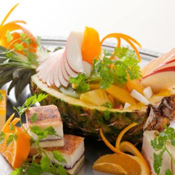 ●3500円食べ飲み放題(2時間)パーティーコース