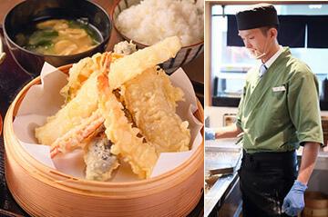 天ぷら海鮮 いっ福
