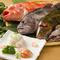 日本でも指折りの漁場・下北半島で揚がる旬の魚介が豊富