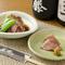 2種類の味わいを楽しめる『サーロイン和風ステーキ』